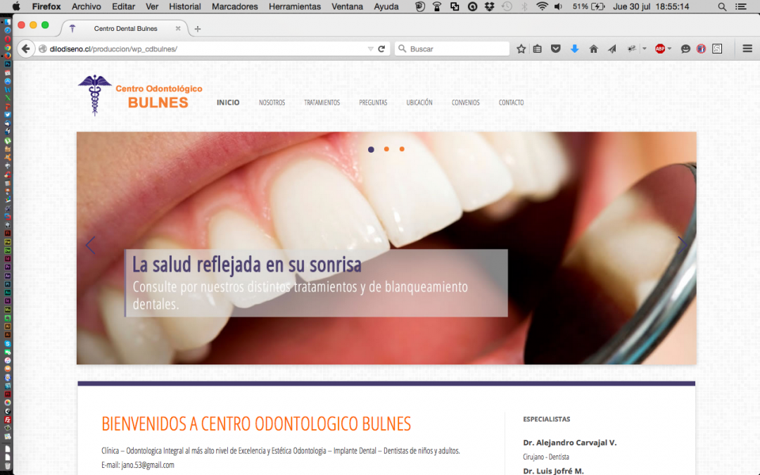 Centro Odontologico Bulnes